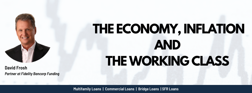 the economy, inflation and working class blog article